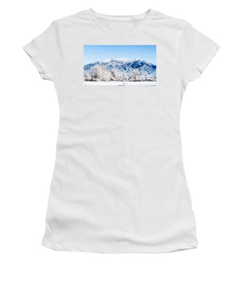 Landscape Taos Nm J10i Women's T-Shirt