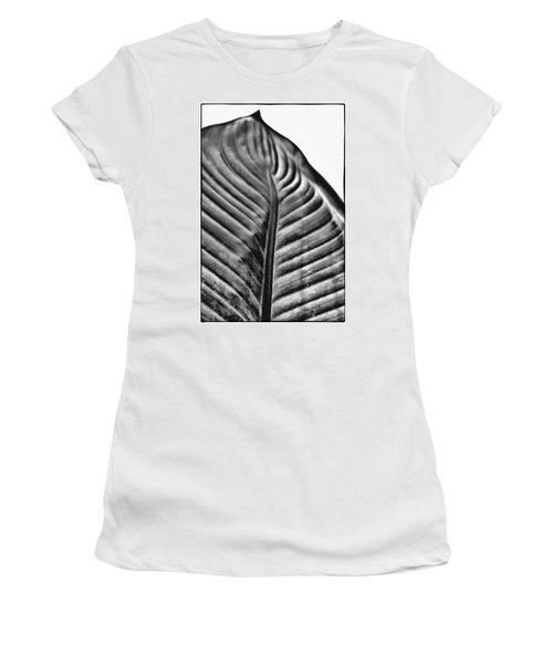 Large Leaf Women's T-Shirt
