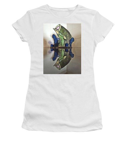 Largemouth Bass Women's T-Shirt