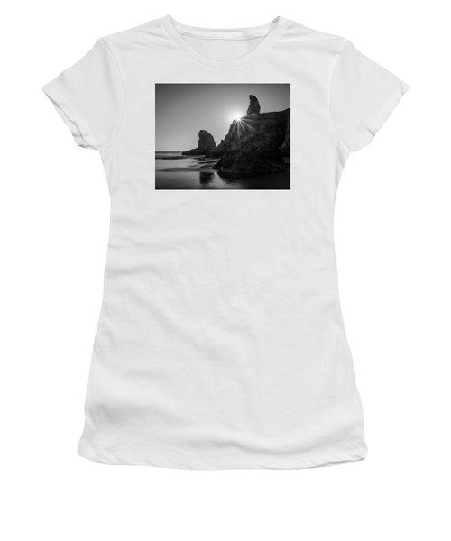 Last Light On The Coast Women's T-Shirt