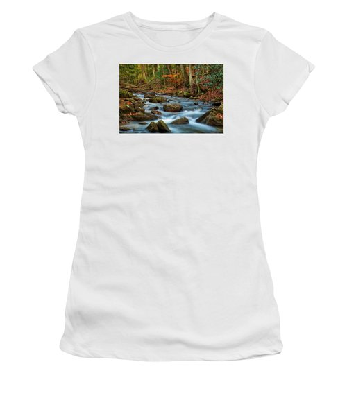Laurel Fork In The Fall Women's T-Shirt