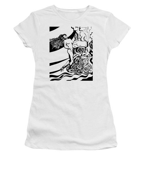 Lava Flow Women's T-Shirt