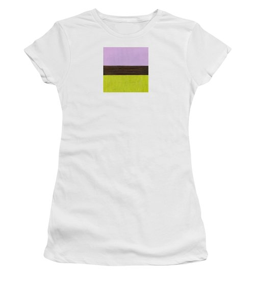Lavender Brown Olive Women's T-Shirt