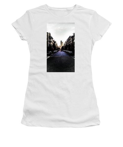 Leading Lines Women's T-Shirt