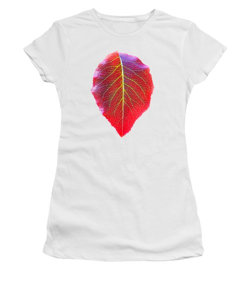 Leaf Of Autumn Women's T-Shirt