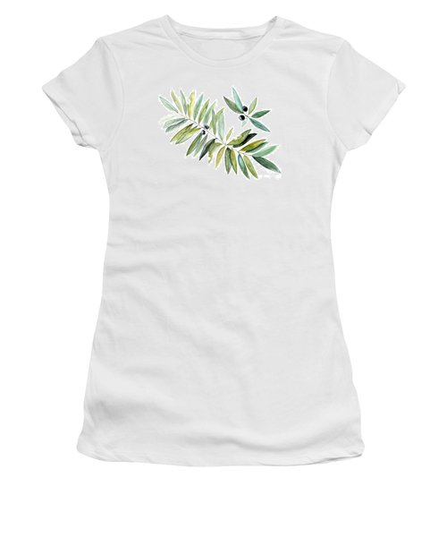 Leaves And Berries Women's T-Shirt