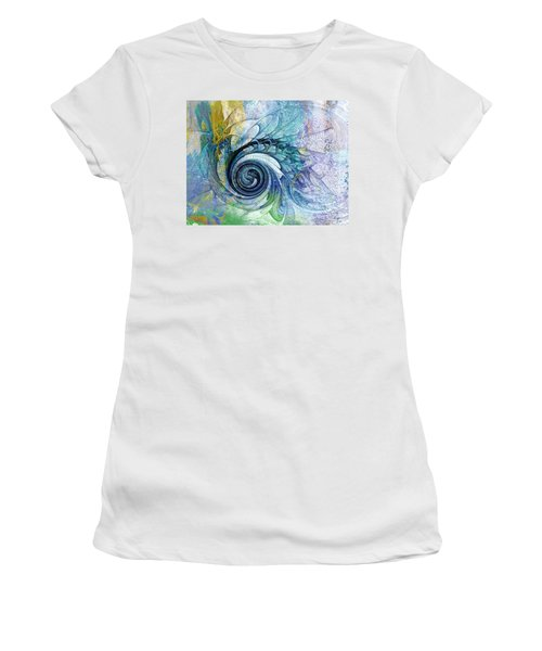 Leaving It All Behind Women's T-Shirt