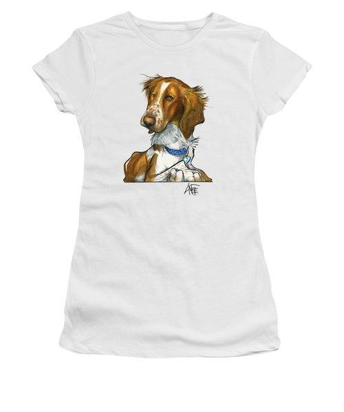 Leger 3018 Women's T-Shirt (Athletic Fit)
