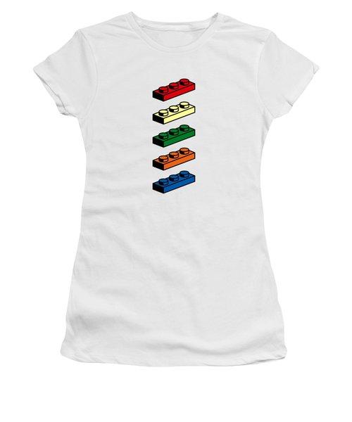 Lego T-shirt Pop Art Women's T-Shirt