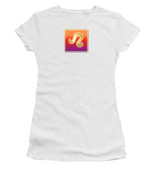 Leo July 22 - August 22 Women's T-Shirt (Athletic Fit)