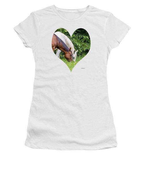 Let's Eat Out Women's T-Shirt