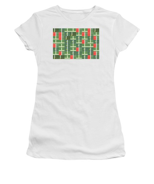 Let's Play Some Tennis Women's T-Shirt