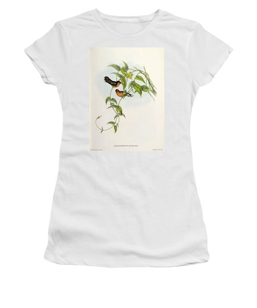 Leucippus Fallax Women's T-Shirt (Athletic Fit)