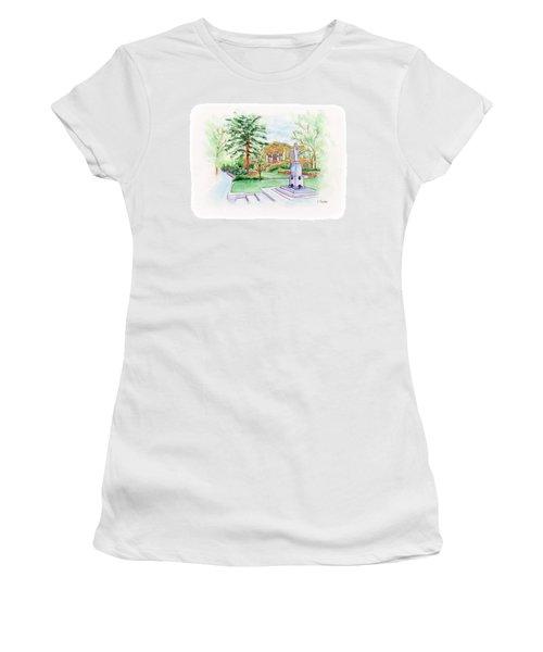 Library A Carnegie Original Women's T-Shirt