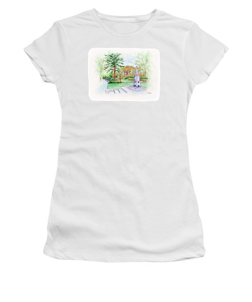 Library A Carnegie Original Women's T-Shirt