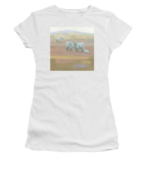 Life Between Seams Women's T-Shirt (Athletic Fit)