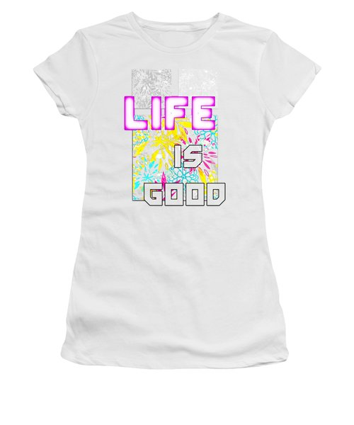 Life Is A Gift Women's T-Shirt