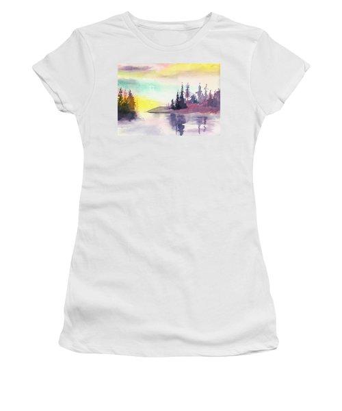 Light N River Women's T-Shirt