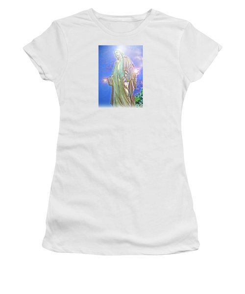 Light Of Life Women's T-Shirt (Athletic Fit)