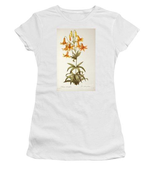 Lilium Penduliflorum Women's T-Shirt