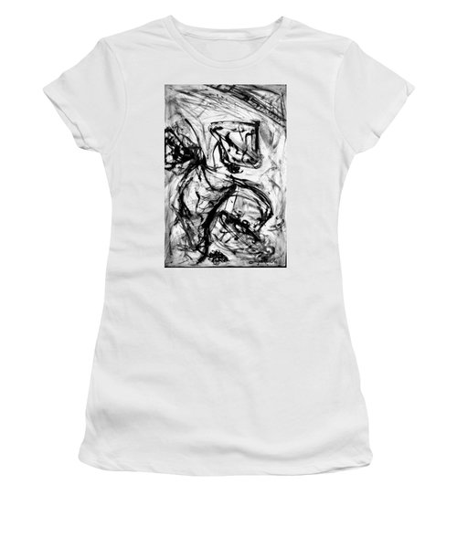 Line Of Life Women's T-Shirt (Athletic Fit)