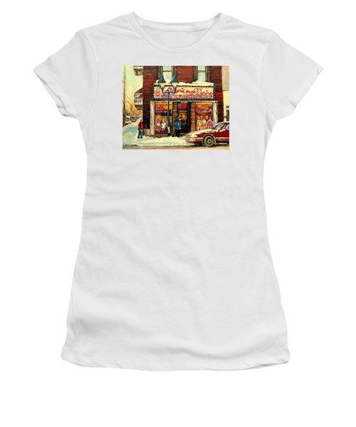 Lingerie Rouge Desire Women's T-Shirt