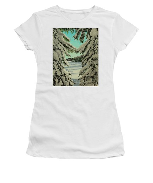 Little Brook Cove Women's T-Shirt