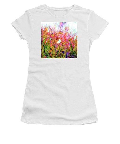 Little Butterfly Fly Women's T-Shirt