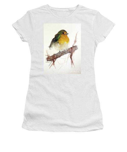 Little Women's T-Shirt (Junior Cut) by Jasna Dragun
