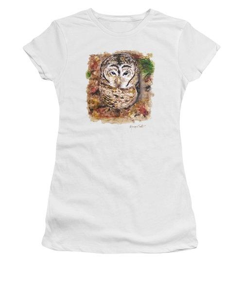 Little Owl Women's T-Shirt