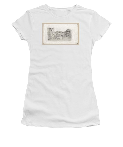 Liverpool Bridge Women's T-Shirt