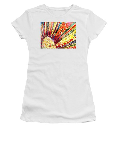 Living Edgewater Mosaic Women's T-Shirt