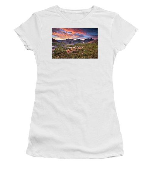 Lizard Head Wilderness Women's T-Shirt