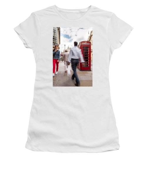 London In Motion Women's T-Shirt