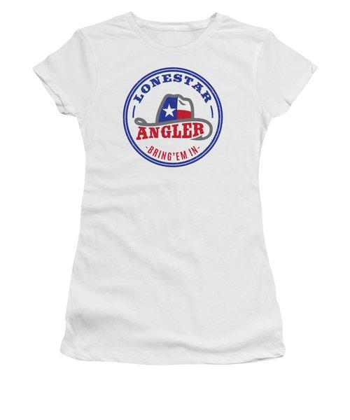 Lonestar Angler Women's T-Shirt