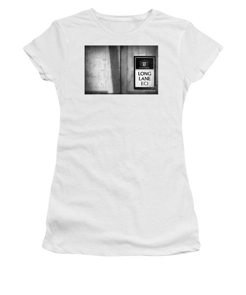 Long Lane Ec1 Women's T-Shirt