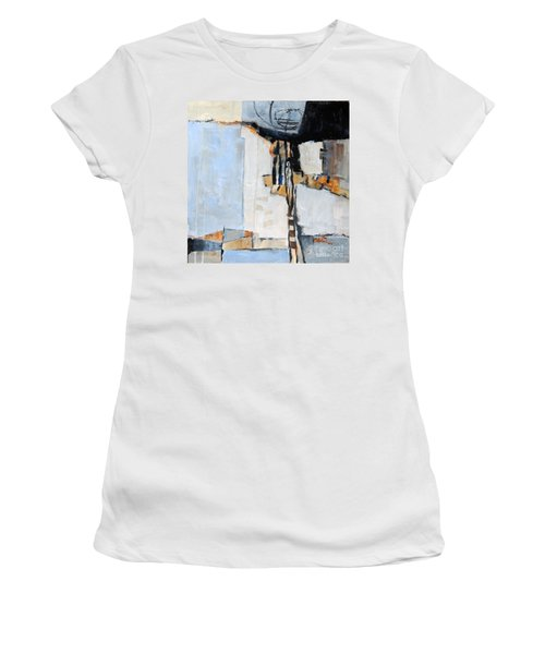 Looking For A Way Out Women's T-Shirt (Junior Cut) by Ron Stephens