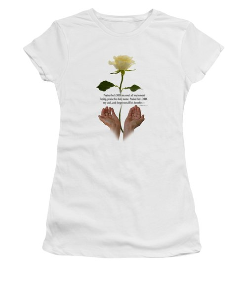 Lord, O My Soul Women's T-Shirt