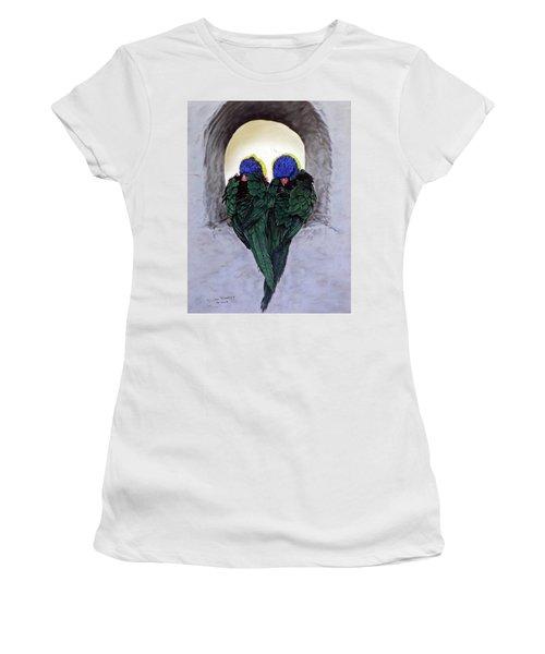 Lorikeets Women's T-Shirt