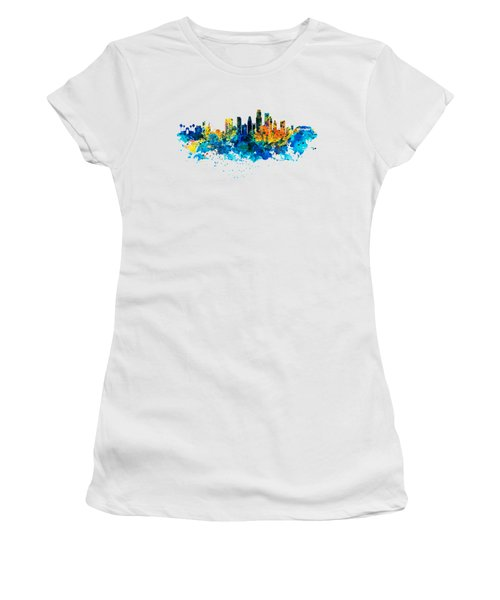 Los Angeles Skyline Women's T-Shirt