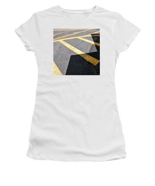 Lot Lines Women's T-Shirt