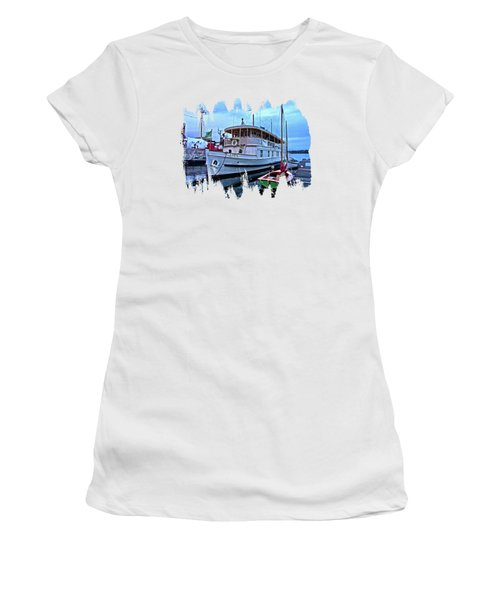 Lotus And The Dinghies Women's T-Shirt