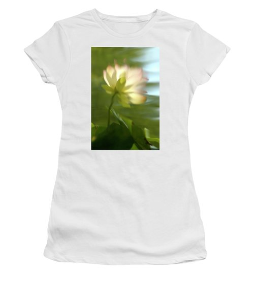 Lotus Reflection Women's T-Shirt
