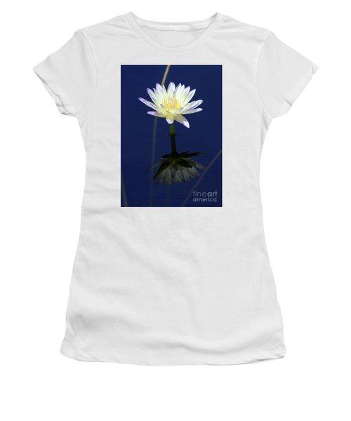 Lotus Reflection Women's T-Shirt
