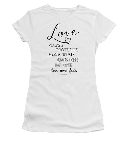 Love Always Women's T-Shirt