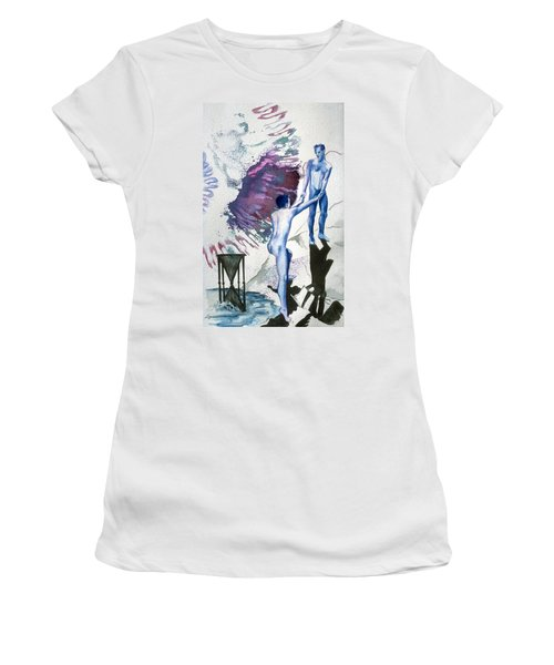 Love Metaphor - Drift Women's T-Shirt