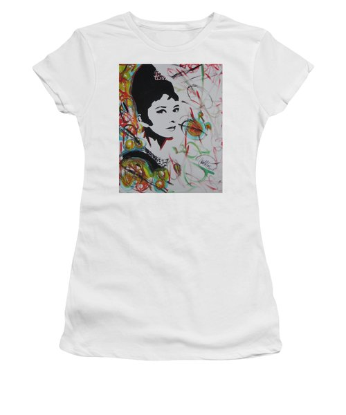 Lovely Hepburn Women's T-Shirt