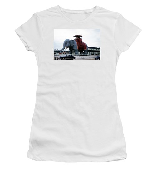 Lucy The Elephant 2 Women's T-Shirt