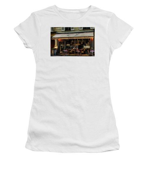 Lunch In Paris Women's T-Shirt