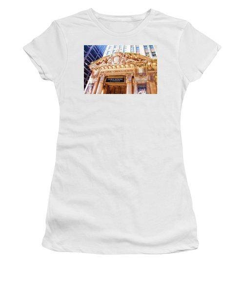 Lyric Opera Of Chicago Women's T-Shirt